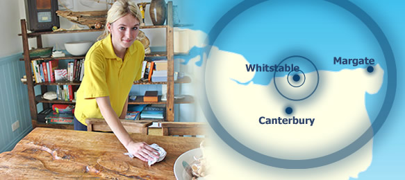 Office cleaning company in Canterbury