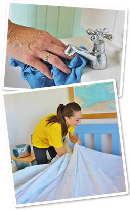 Cleaning Services for home in Whitstable