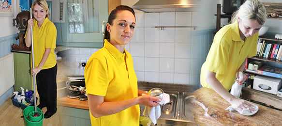 Office contract cleaners in Herne Bay