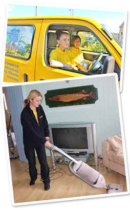 Domestic Cleaners in Thanet