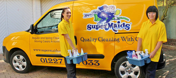 Vacancies for cleaners in Canterbury